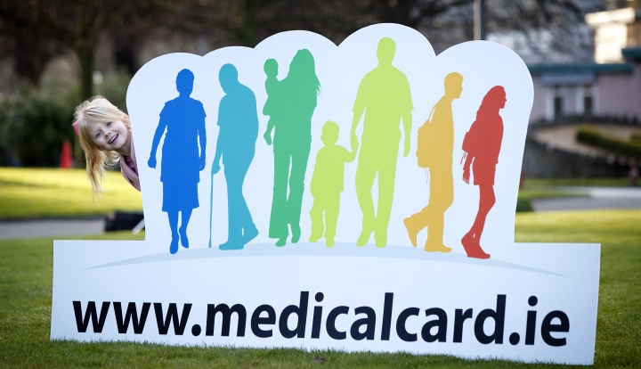 HSE launches Medicalcard.ie