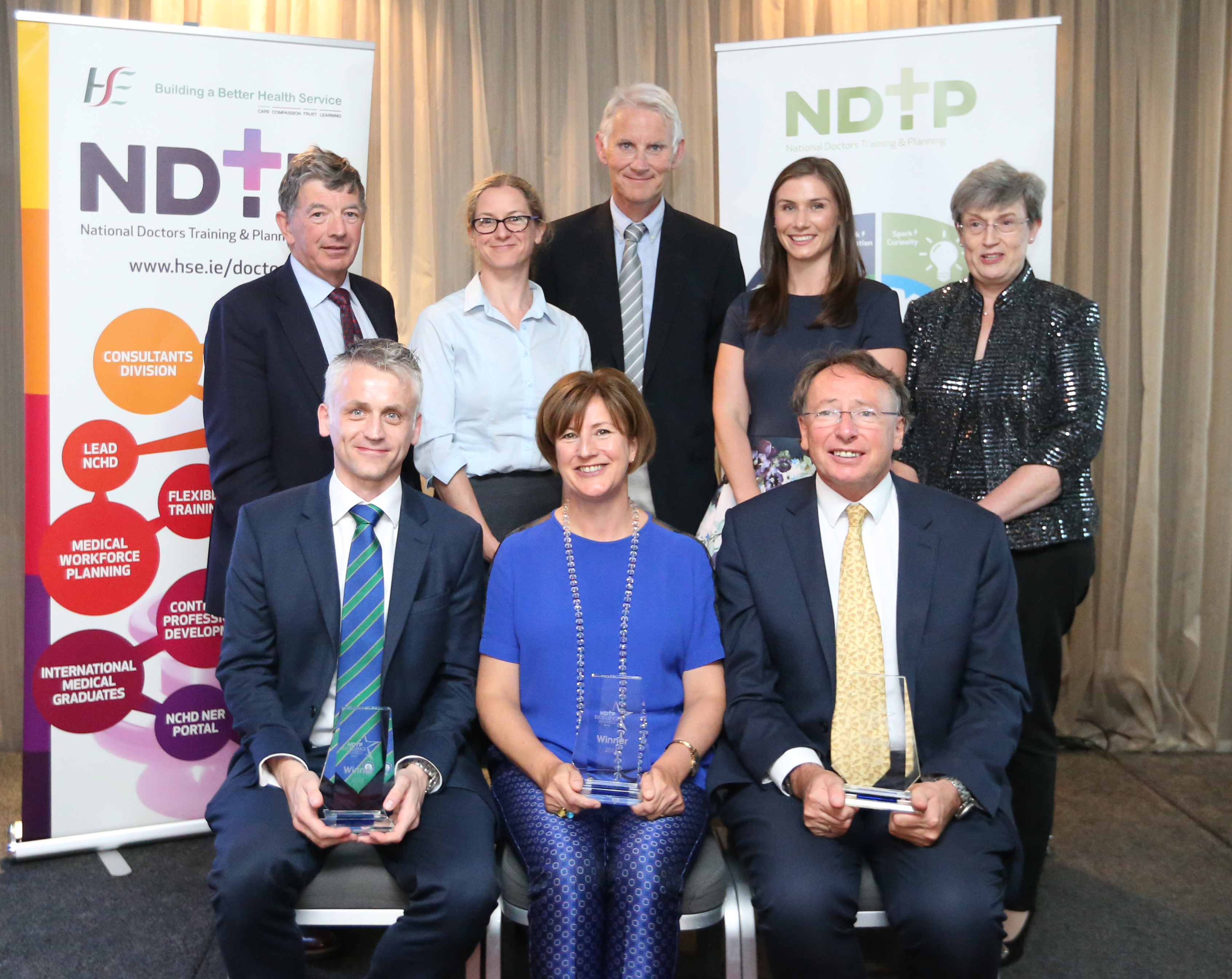 \Lead NCHDs winners 2018