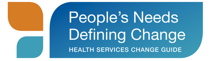 People's Needs Defining Change and HSCG