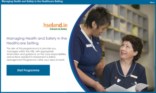 Managing Health and Safety in the Healthcare Setting