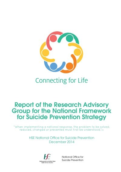 Connecting for Life - Research Advisory Group