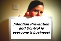 Infection Control Starts with me