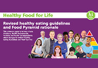 revised healthy eating guidlines image