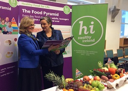 HSE Welcomes New Healthy Eating for Life Resources