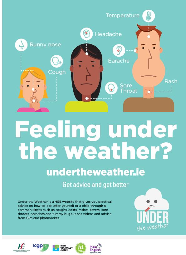 Under the Weather poster