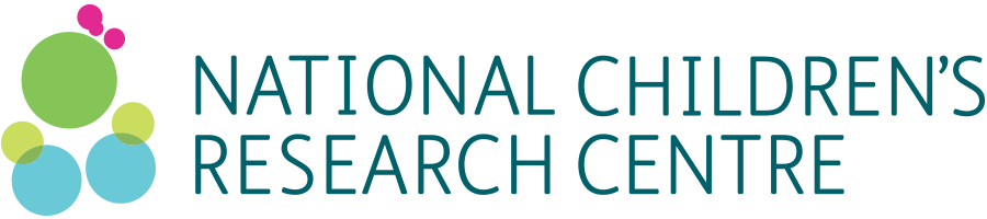 national childrens research centre logo